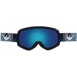 D3 Snowboard Goggles - Dense / Blue Steel
