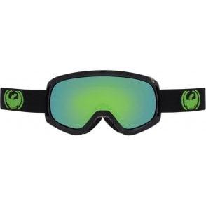 D3 Snowboard Goggles - Jet / Green