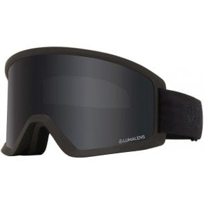 Dragon DX3 Goggles 2020 - Blackout / Lumalens Dark Smoke
