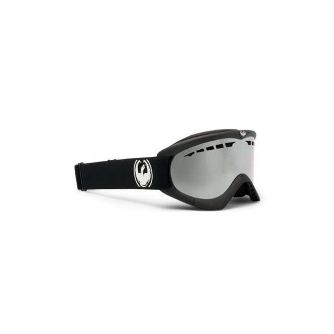 Dragon DXS Snowboard Goggles - Coal
