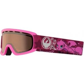 Dragon Lil D Youth Goggles - Gilly / LumaLens Silver Ion