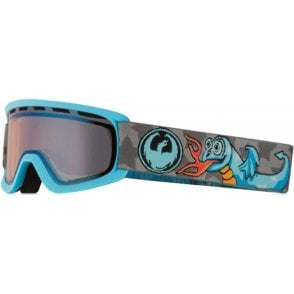 Lil D Youth Goggles - Grom / LumaLens Flash Blue
