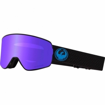 Dragon NFX2 Goggles 2019 - Split / Lumalens Blue Ion
