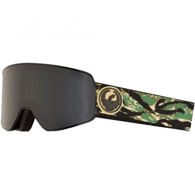 Dragon NFX2 Goggles - Hunter / Dark Smoke