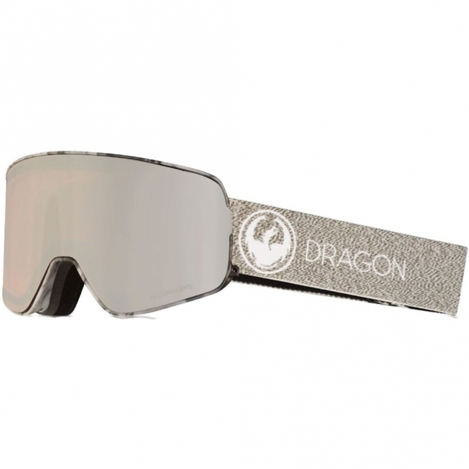 Dragon NFX2 Goggles - Mill / LumaLens Silver Ion