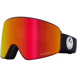 Dragon PXV Goggles 2020 - Black / Lumalens Red Ion