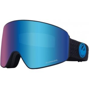 Dragon PXV Goggles 2020 - Split / Lumalens Blue Ion