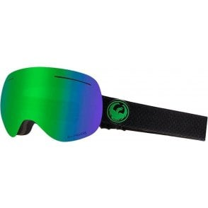 Dragon X1 Goggles 2019 - Split / Lumalens Green Ion
