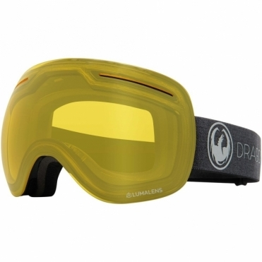 Dragon X1 Goggles 2020 - Echo / Photochromic Yellow