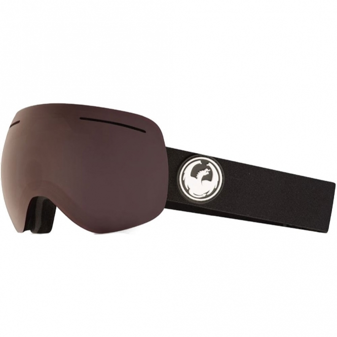 Dragon X1 Goggles - Black / LumaLens Polarised