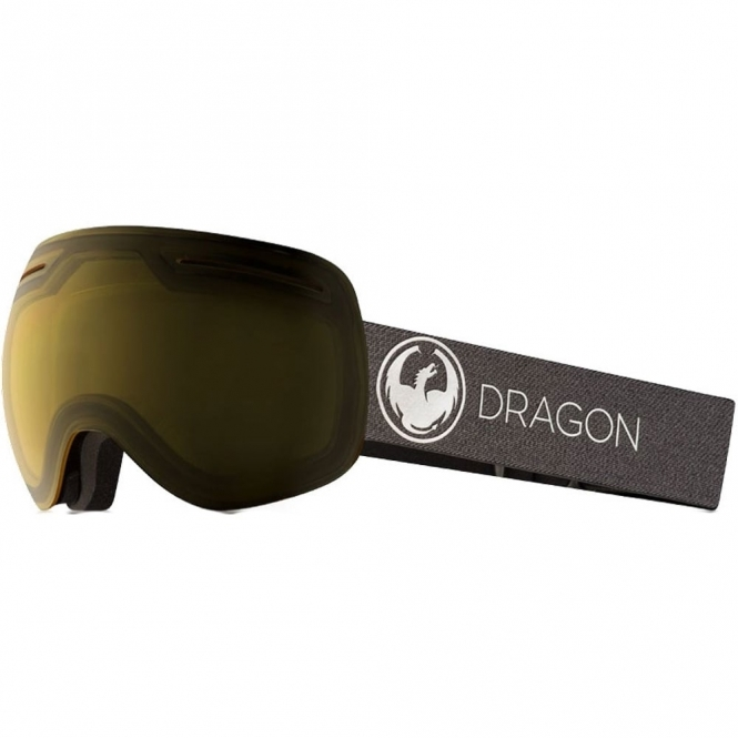 Dragon X1 Goggles - Echo/ Transition Yellow
