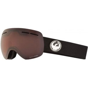 Dragon X1s Goggles - Black / LumaLens Polarised