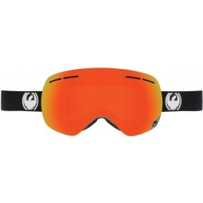 X1s Snowboard Goggles - Inverse / Red Ion