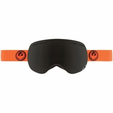 X1s Snowboard Goggles - Safety / Dark Smoke