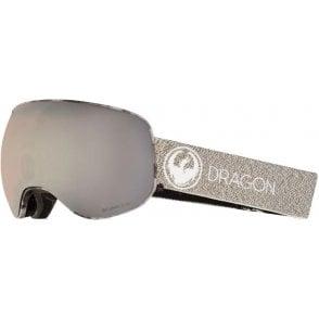 X2 Goggles - Mill / LumaLens Silver Ion