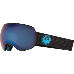 Dragon X2 Goggles - Split / LumaLens Blue Ion
