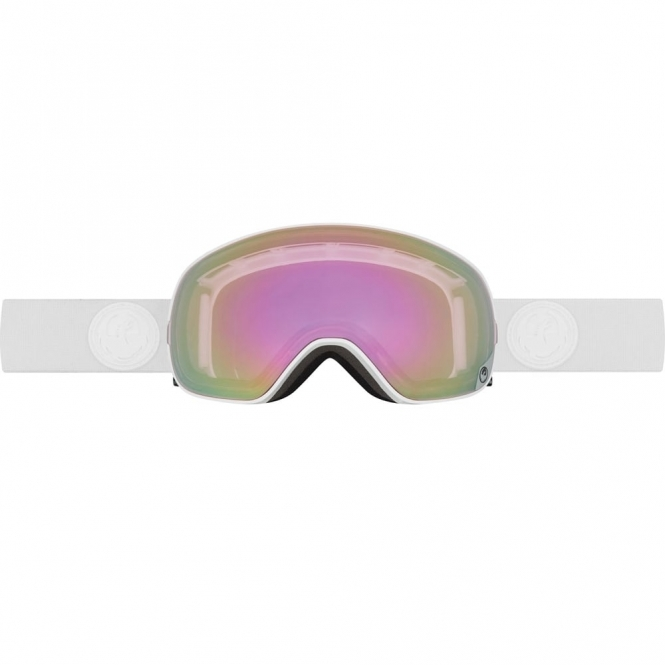 Dragon X2s Snowboard Goggles - 2017 Whiteout Pink / Ion