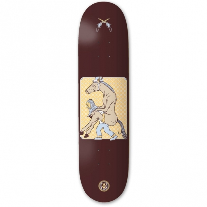 Drawing Boards Horse Deck - 8.0""