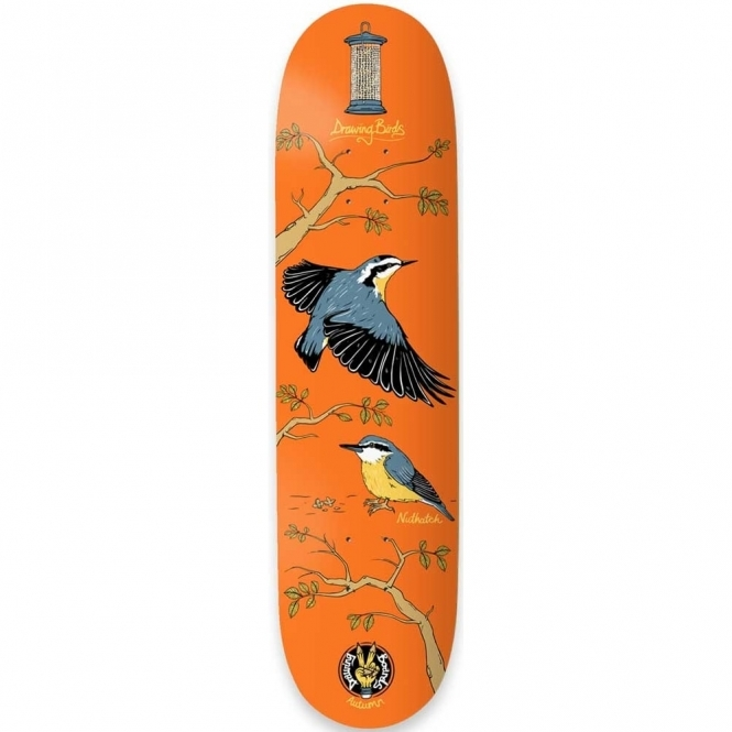 """Drawing Boards Nuthatch Deck - 8.1"""""""