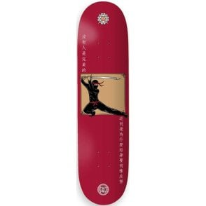 Drawing Boards Red Ninja Deck - 8.25""