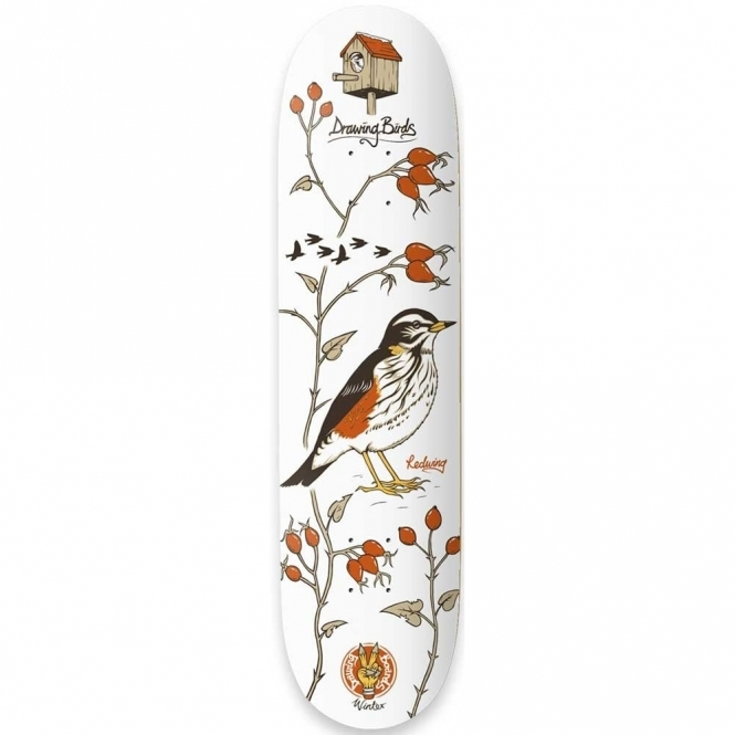 """Drawing Boards Redwing Deck - 8.0"""""""