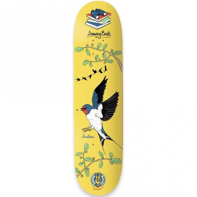 Drawing Boards Swallow Deck - 8.0""