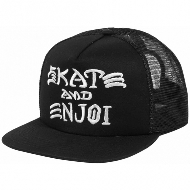 Enjoi Skate and Enjoi Cap