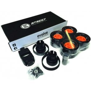 Evolve Skateboards GT Street 83mm Conversion Kit