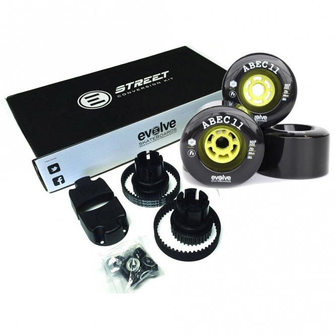 Evolve Skateboards GT Street Abec 11 / 107mm Conversion Kit