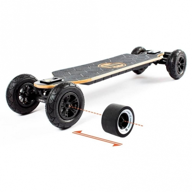 Evolve Skateboards Bamboo GTX Series 2-in-1
