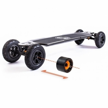 Evolve Skateboards GT Carbon Series 2-in-1