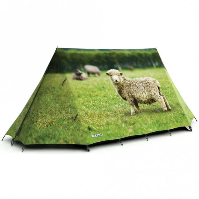 FieldCandy Animal Farm Original Explorer Camping Tent