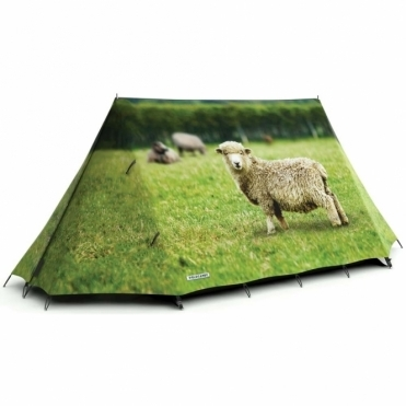 FieldCandy Animal Farm Original Explorer Camping Tent