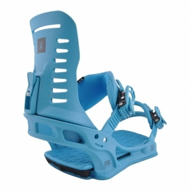 Truce Snowboard Bindings - Blue
