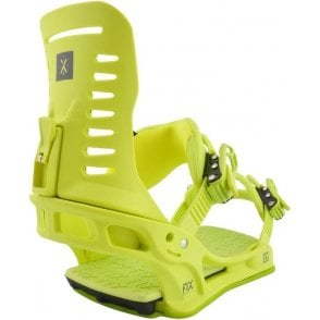 Truce Snowboard Bindings - Lime