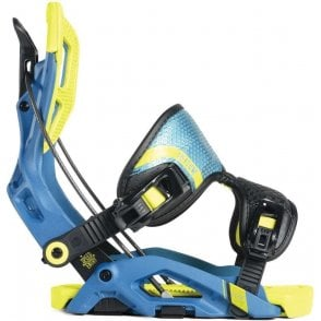 Flow Fuse Snowboard Bindings Neon 2019