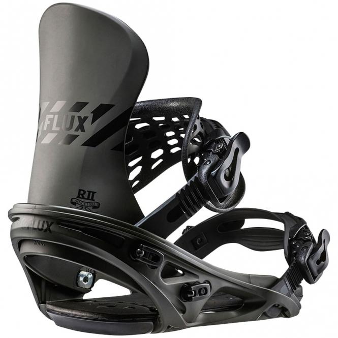 Flux R2 Snowboard Bindings - Black