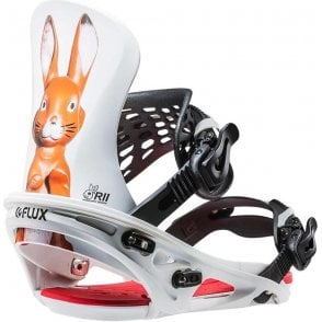 Flux R2 Snowboard Bindings - Mad Bunny