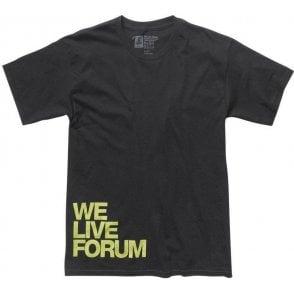 We Live Forum Tee - Oil Spill