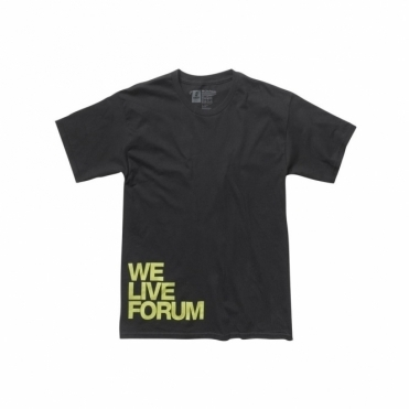 We Live Forum Tee - Oil Spill