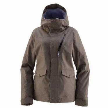 Richardson Snowboard Jacket - Walnut