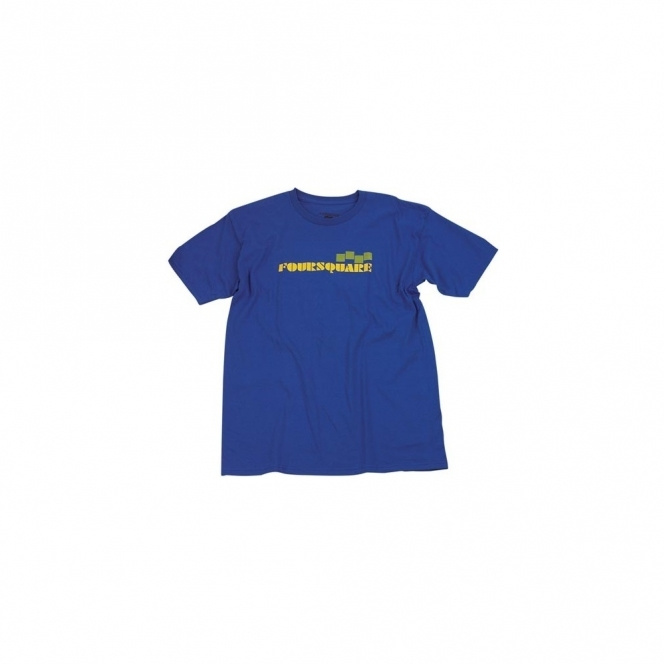 Foursquare Wordmark Tee