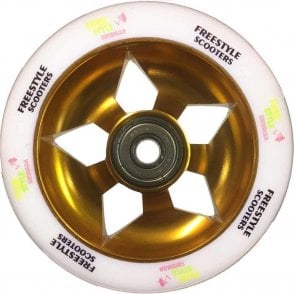 Reaper Scooter Wheel - 110mm Gold
