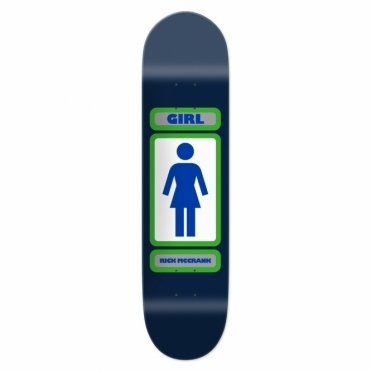 Girl 93 Til Rick McCrank Deck - 8.375""