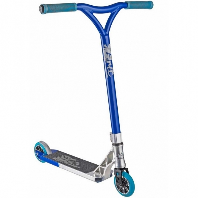 Grit 2017 Elite Scooter Polished/Blue Metallic