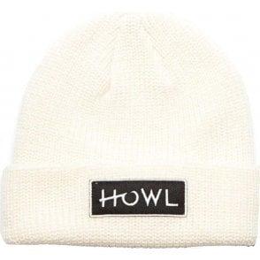 Howl Gasoline Beanie - Off White