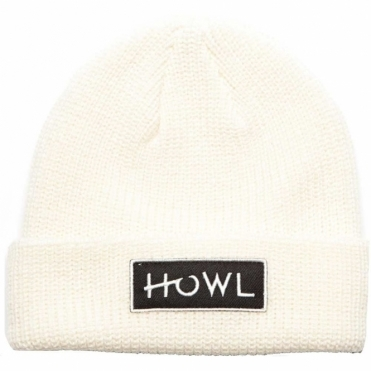Howl Gasoline Beanie - Off White