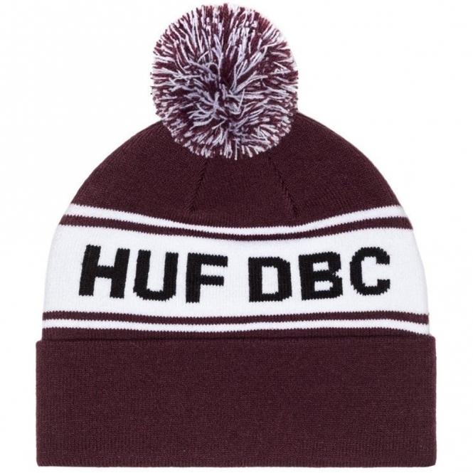 Huf DBC Pom Beanie - Wine