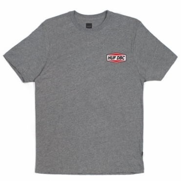 Fuel Tee Heather Grey