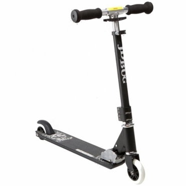 JD Bug Pro Series Street Scooter - Black